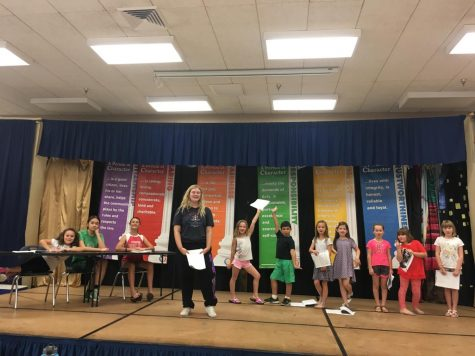 The musical theater program steps back into the spotlight