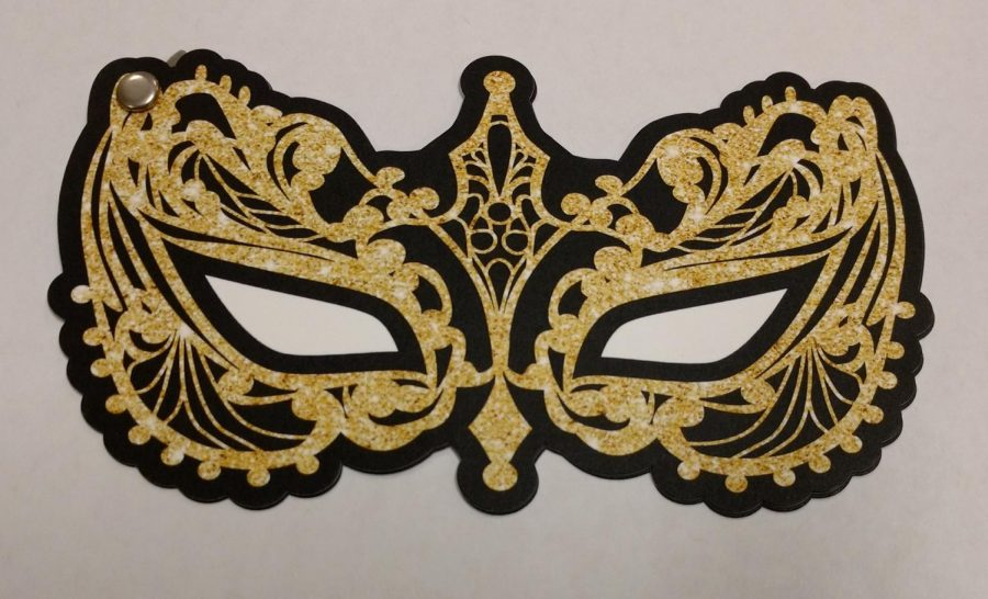 The story behind the mask