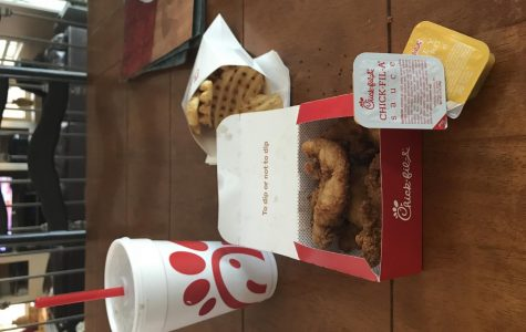 Chick-Fil-A all the Way