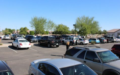 The space between (or lack thereof): the student parking crisis