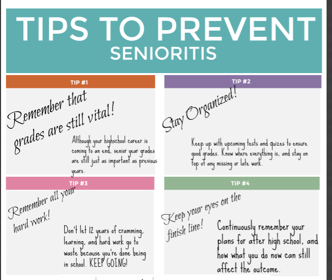 Tips+to+prevent+senioritis.