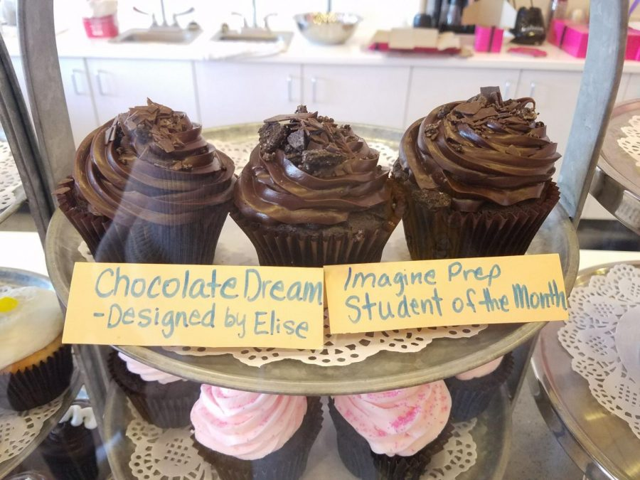 %22Chocolate+Dreams%2C%22+one+of+the+two+Imagine+Prep+designed+cupcakes%2C+up+for+sale+on+a+Wednesday+afternoon.