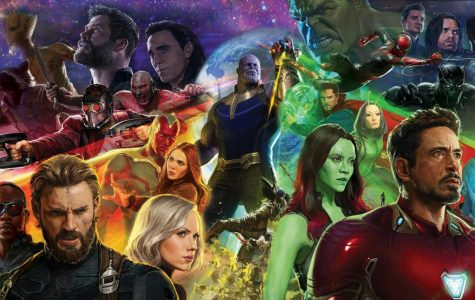 The Avengers downfall?