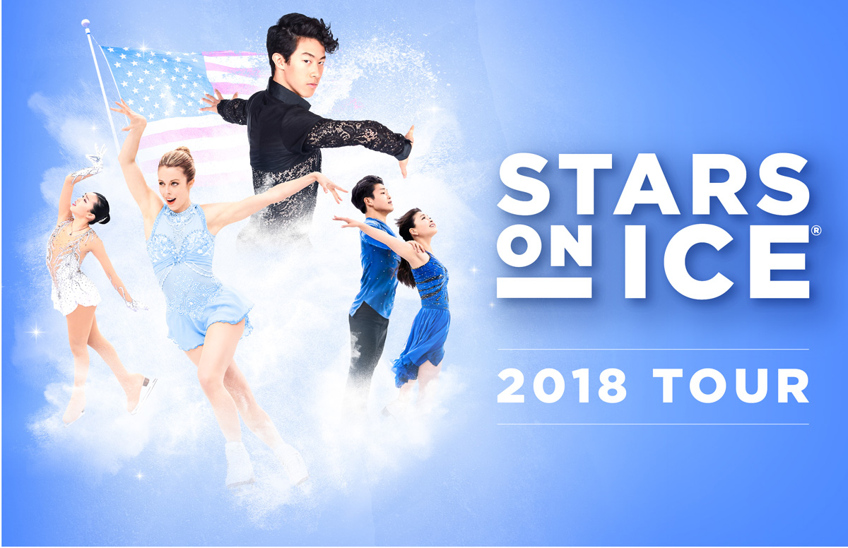 Stars on Ice Promotional Poster.
