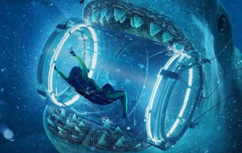 ¨The Meg¨ movie came out in August 2018.