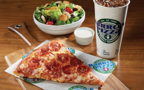 Food Review: Barro's Pizza