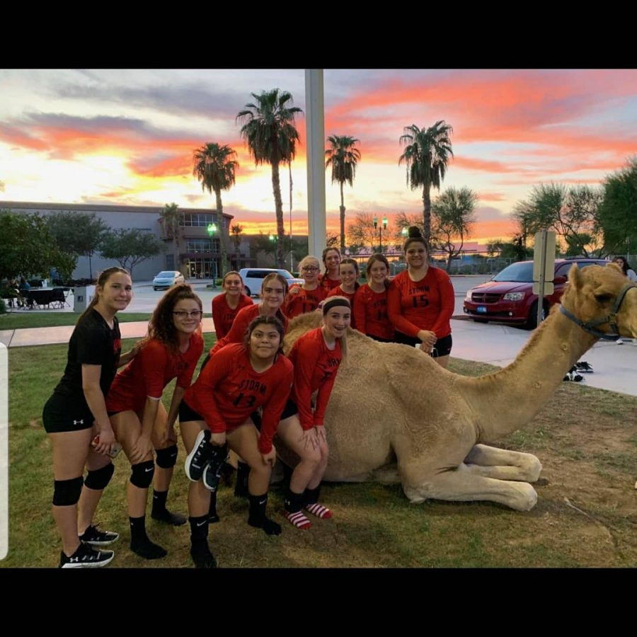 Storm Varsity Volleyball: Behind the Scenes