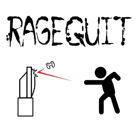 Why You Rage: Rage Quitting Video Games
