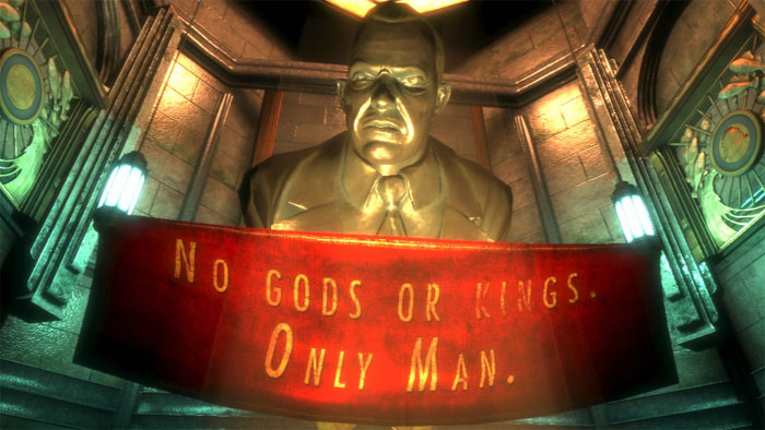 No+Gods+or+Kings%2C+Only+Man%3A+The+Philosophy+of+Bioshock